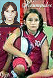 Jan Krumpolec, Nymburka U13 boys team as a co-ed. Her 44 pts. was the league record for 2010-11.