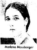 Marlena Mossberger portrait.