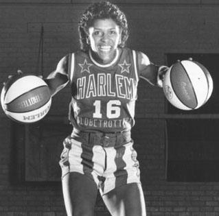 Lynette Woodard, Harlem Globetrotters, 1985 to 1987.