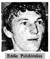 Image of Eddie Palubinskas, from The Canberra Times of February 3, 1970.