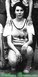 Svetlana Abrosimova, Petrogradsko N86