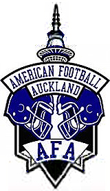 American Football Auckland logo