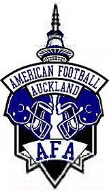 American Football Auckland logo