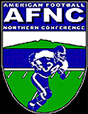 American Football Northern Conference (AFNC) logo.