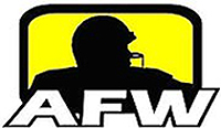 American Football Wellington (ADW) logo.