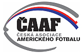 Czech Association of American Football, old logo