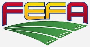 LNFA, Liga Nacional de Futbol Americano logo.