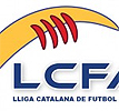 LCFA, Liga Catalana de Futbol AMericano logo.