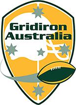 Gridiron Australia logo.