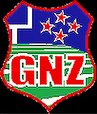 Gridiron New Zealand (GNZ) logo.