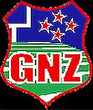 Gridiron New Zealand (GNZ) logo.