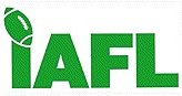 Irish American Football League (IAFL) logo.