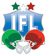 Italian Football League (IFL) logo.