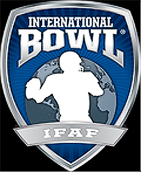 IFAF International Bowl logo
