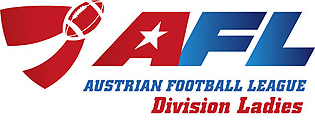 Austrian Football League Division Ladies logo