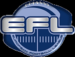 EFL/European Football League logo.