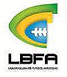 Logo for the Liga Brasileira de Futebol Americano