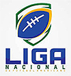 Logo for Liga Nacional de Futebol Americano
