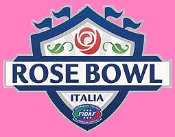 Rose Bowl Italia logo.