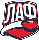 Russian UAFR football logo