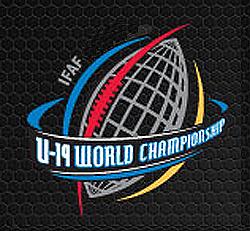 IFAF U019 World Championships logo