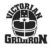 Victorian Gridiron logo.