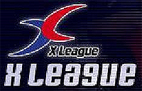 X League logo.